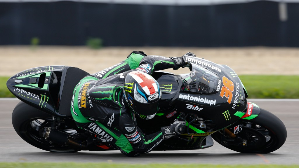 Bradley Smith, Monster Yamaha Tech 3, INP FP2