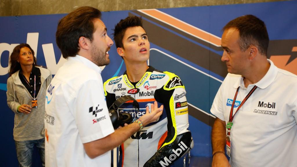 Eric Granado, Calvo Team, INP FP2