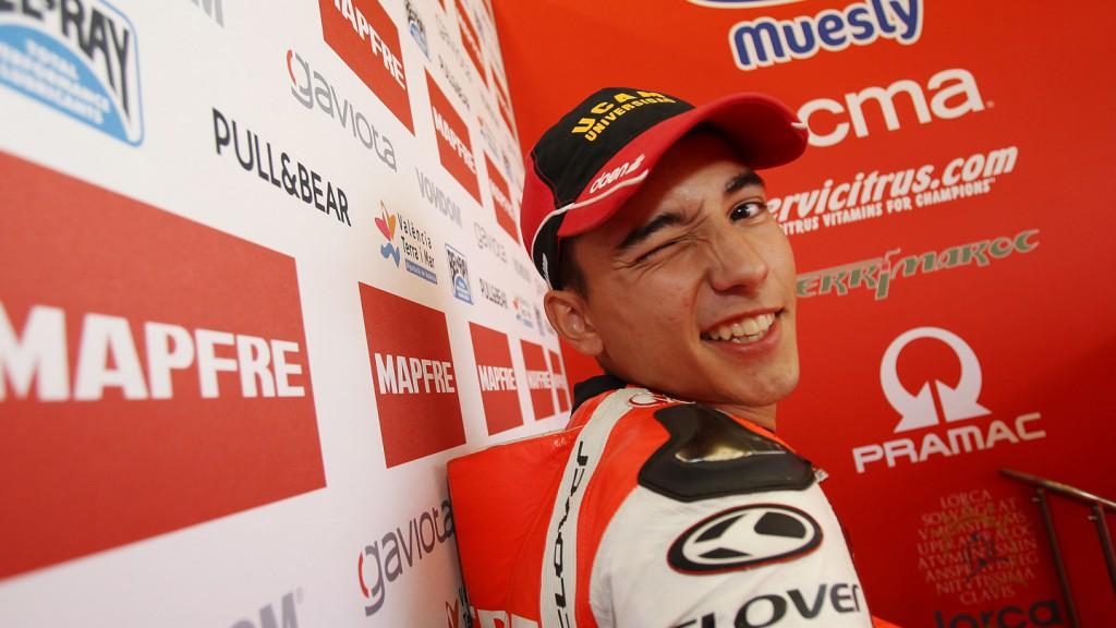 Juanfran Guevara, Mapfre Aspar Team Moto3, INP FP2
