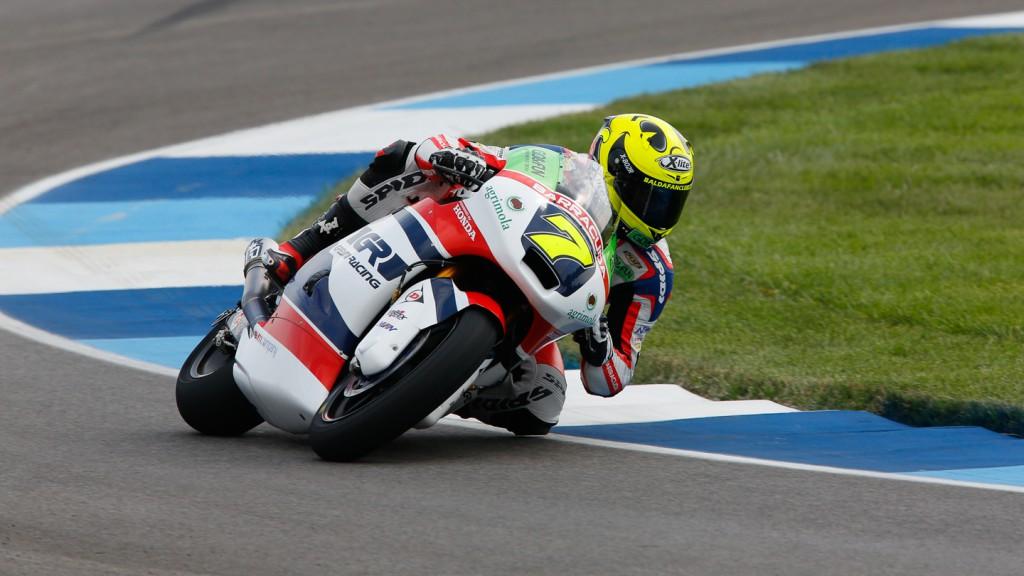 Lorenzo Baldassarri, Gresini Moto2 INP FP2