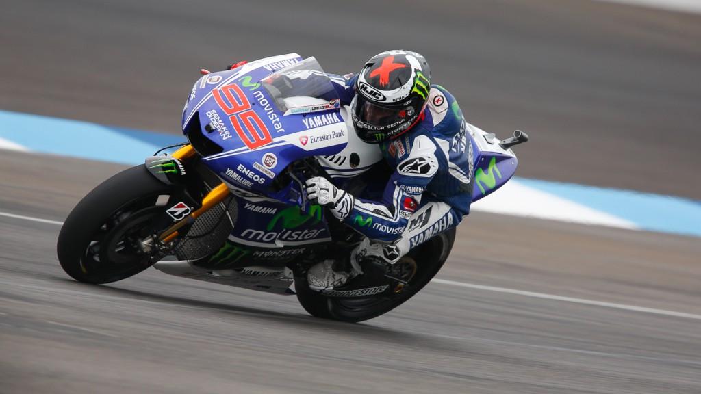 Jorge Lorenzo, Movistar Yamaha MotoGP, INP FP2