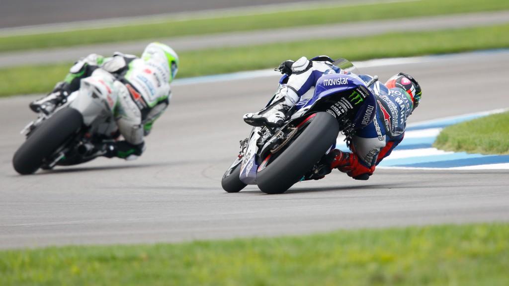 Jorge Lorenzo, Movistar Yamaha MotoGP, INP FP1