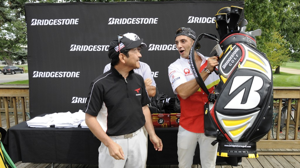 IMS hosts Bridgestone Golf Challenge