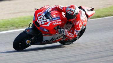 Andrea Dovizioso, Ducati Team, INP Q2