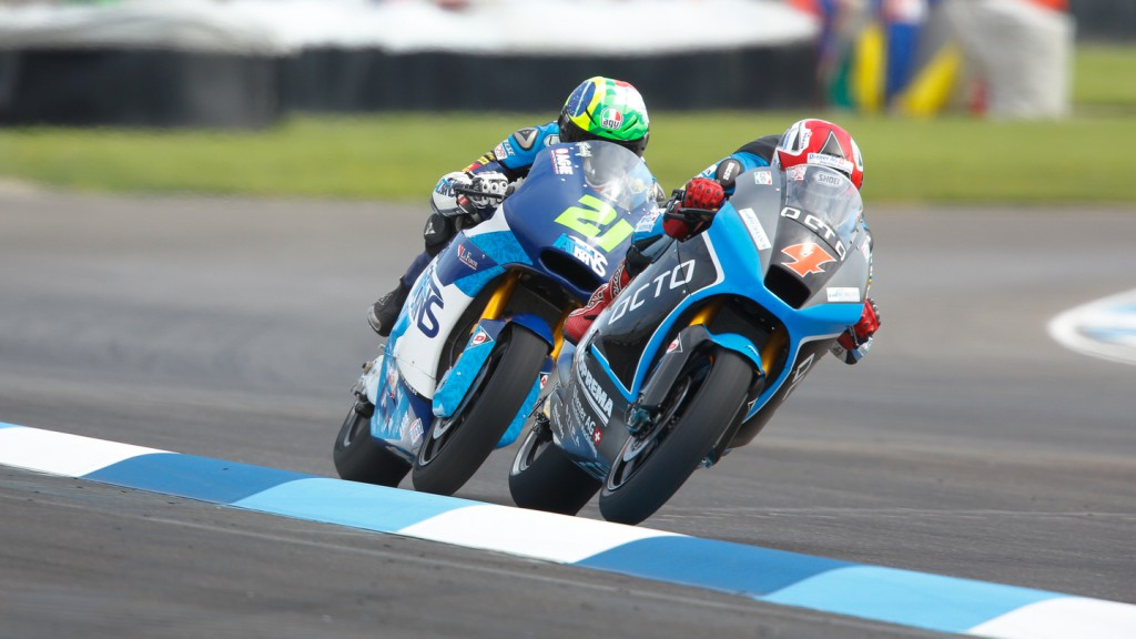 Randy Krummenacher, Franco Morbidelli, Octo IodaRacing Team, Italtrans Racing Team, INP FP3