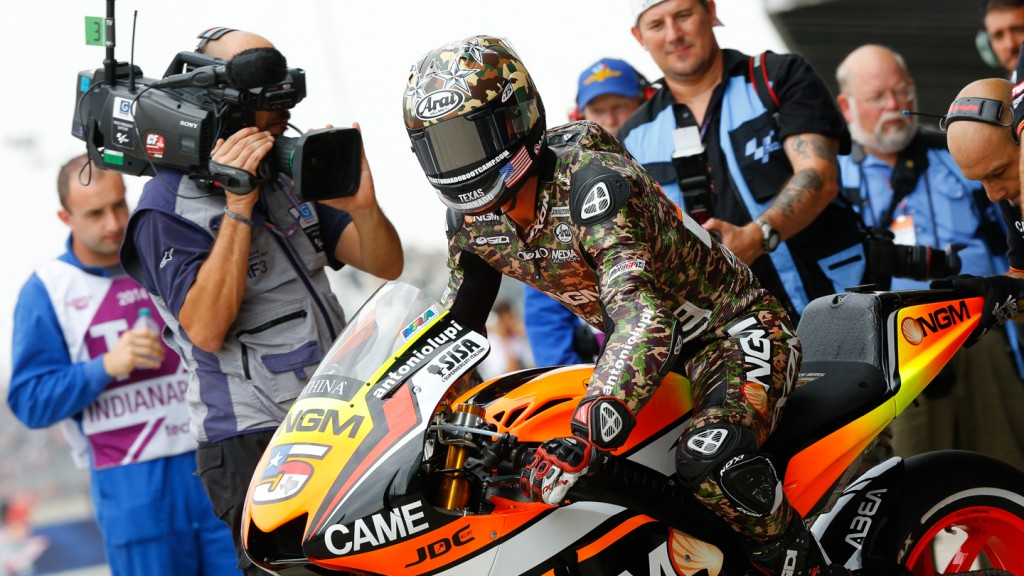 Colin Edwards, NGM Forward Racing, INP Q2