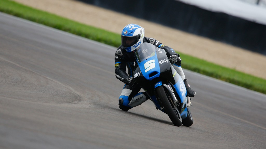 Romano Fenati, SKY Racing Team  VR46, INP FP3