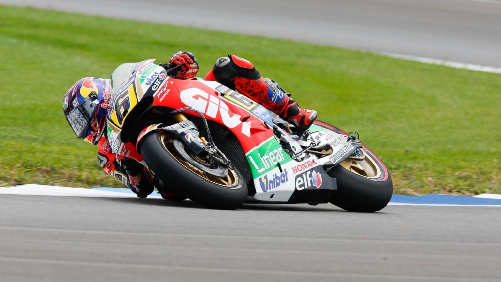Stefan Bradl, LCR Honda MotoGP, INP Q2