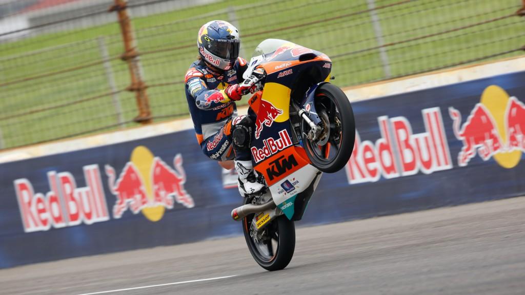 Jack Miller, Red Bull KTM Ajo, INP QP
