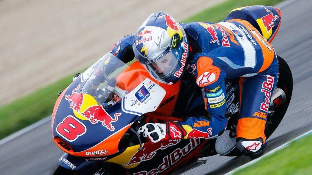 Jack Miller, Red Bull KTM Ajo, INP FP3
