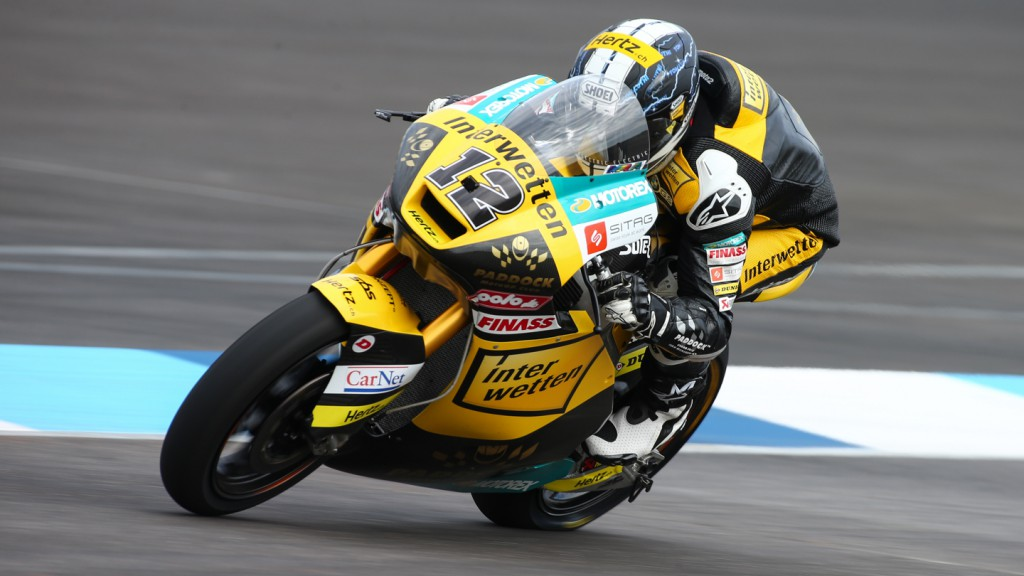 Thomas Luthi, Interwetten Paddock Moto2, INP QP