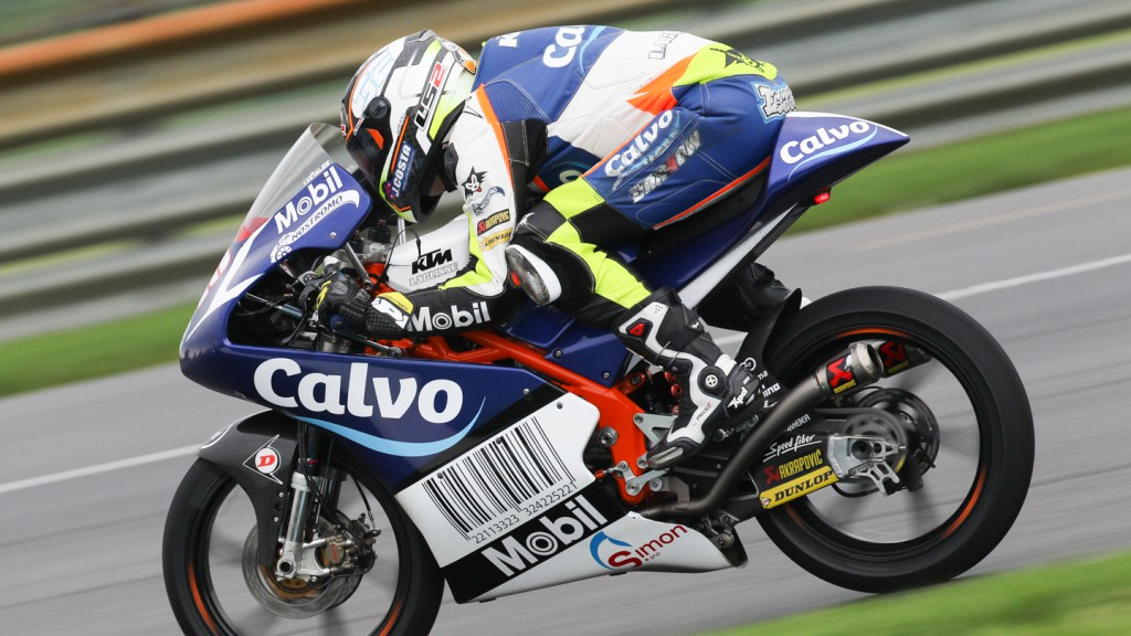 Isaac Viñales, Calvo Team, INP FP3