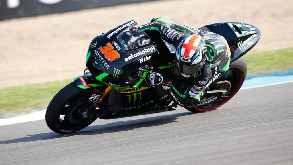 Bradley Smith, Monster Yamaha Tech 3, INP Q2
