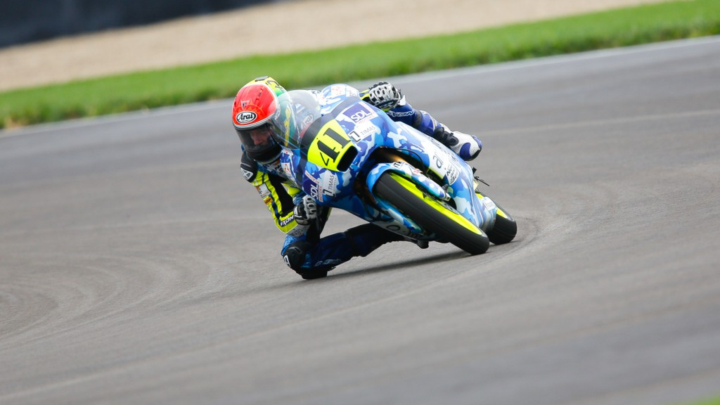 Brad Binder, Ambrogio Racing, INP FP3