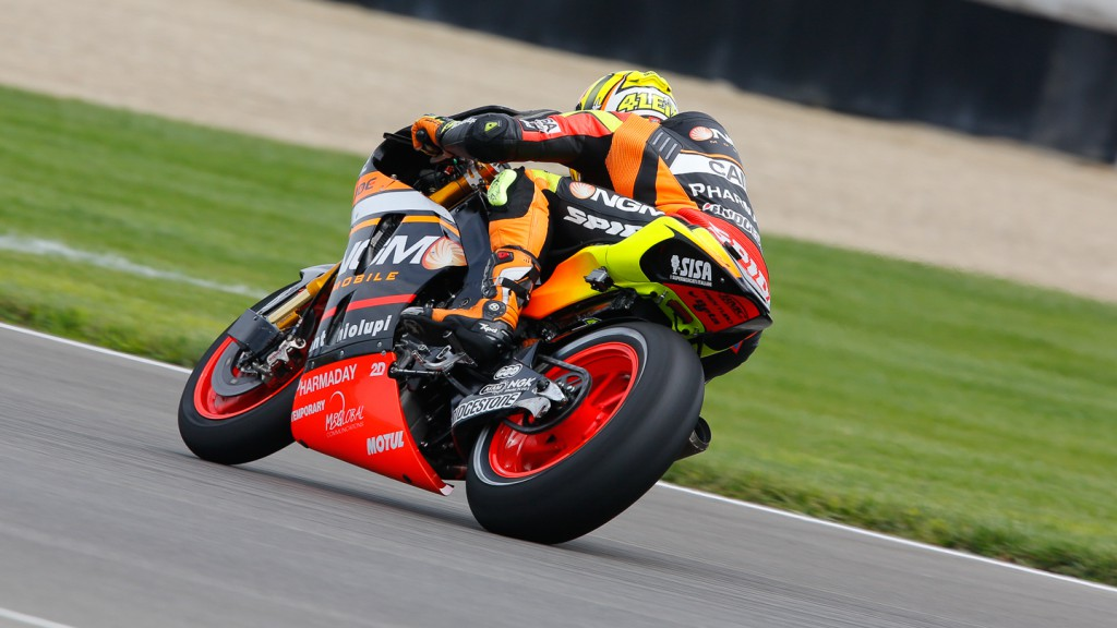 Aleix Espargaro, NGM Forward Racing, INP Q2