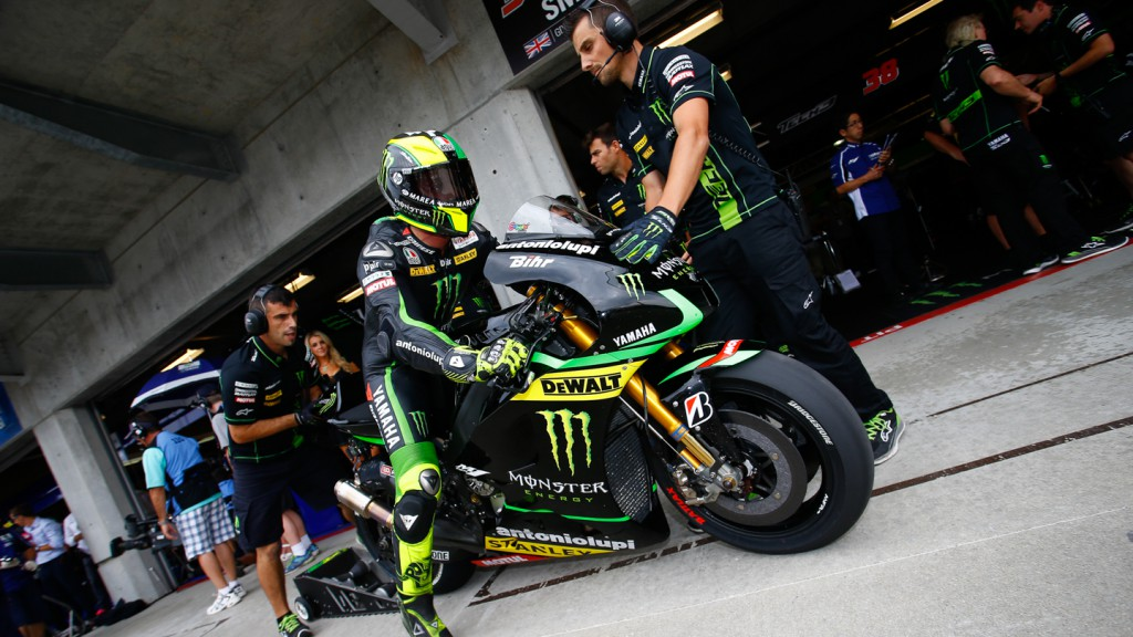 Pol Espargaro, Monster Yamaha Tech 3, INP Q2
