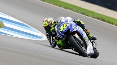 Valentino Rossi, Movistar Yamaha MotoGP, INP Q2