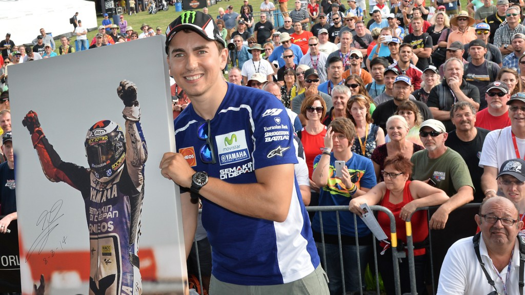 Jorge Lorenzo, Riders for Health Indianapolis
