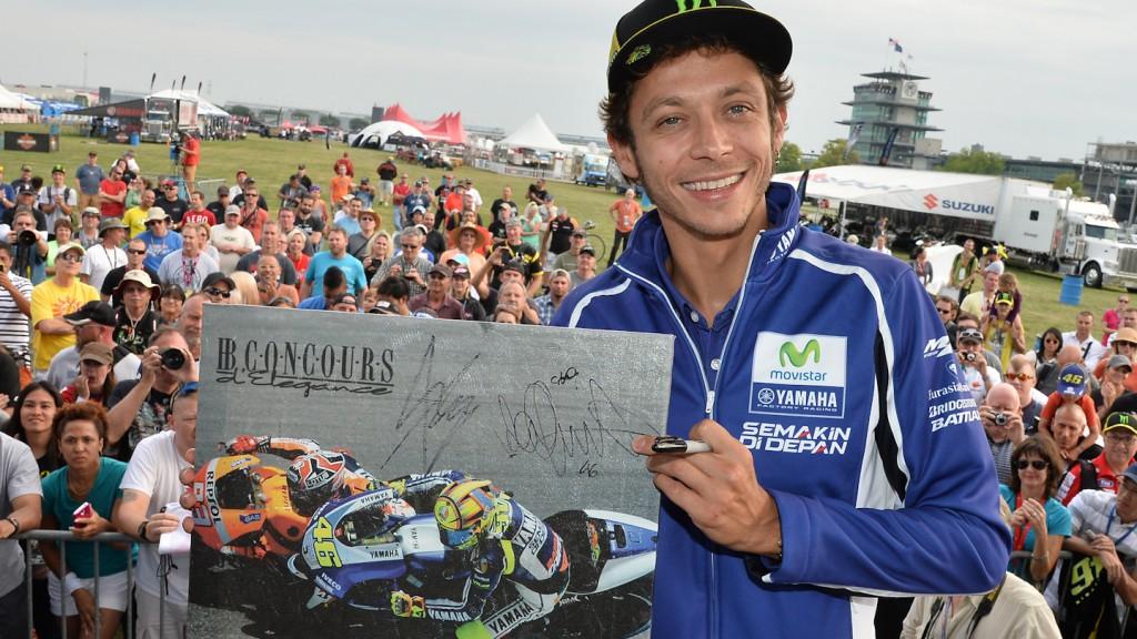 Valentio Rossi, Riders for Health Indianapolis