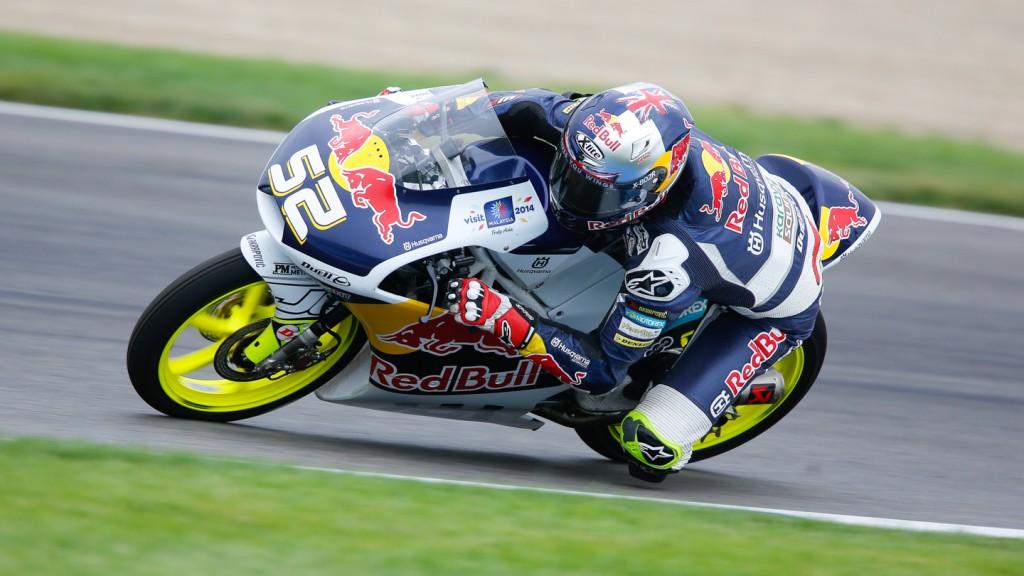 Danny Kent, Red Bull Husqvarna Ajo, INP FP3