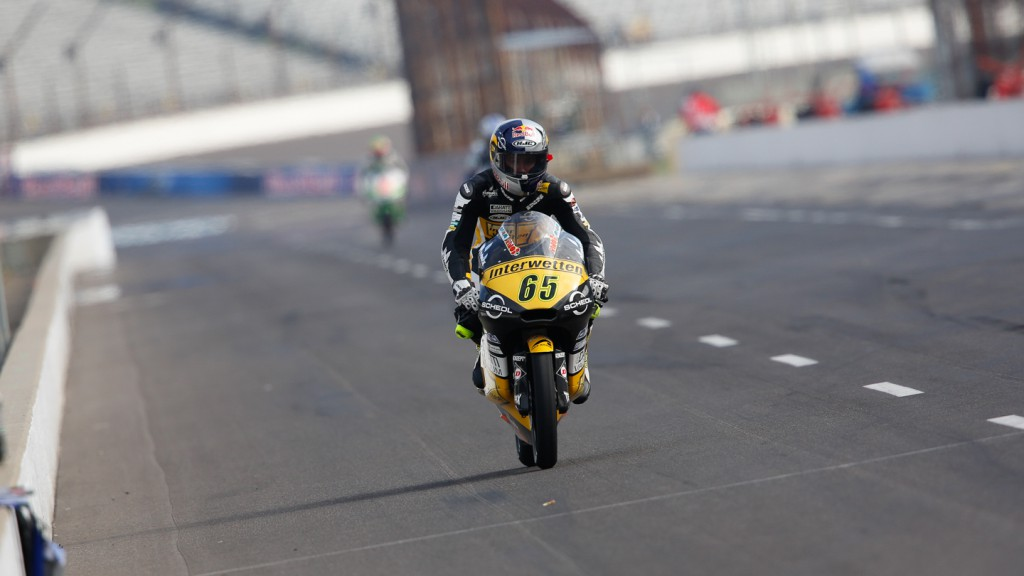 Philipp Oettl, Interwetten Paddock Moto3, INP QP