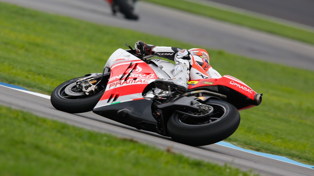 Yonny Hernandez, Pramac Racing, INP Q1