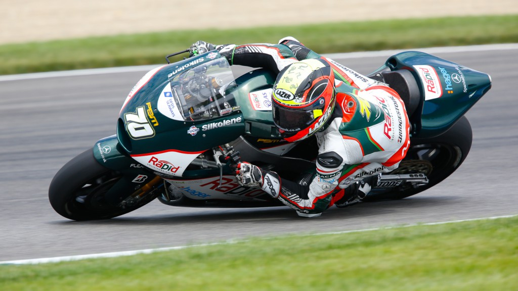 Michael Laverty, Paul Bird Motorsport, INP Q1