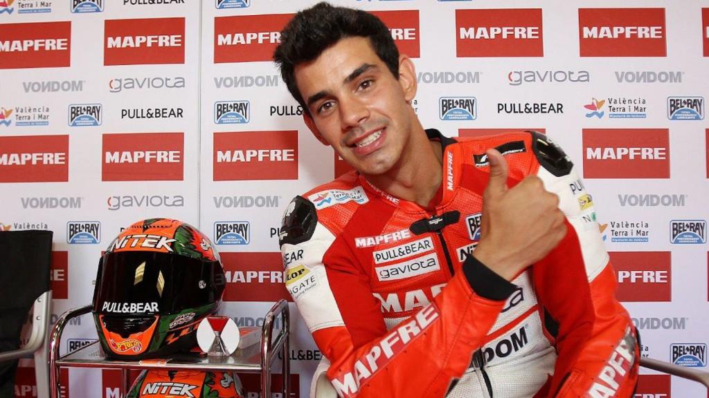 Jordi Torres, Mapfre Aspar Team Moto2, INP FP1