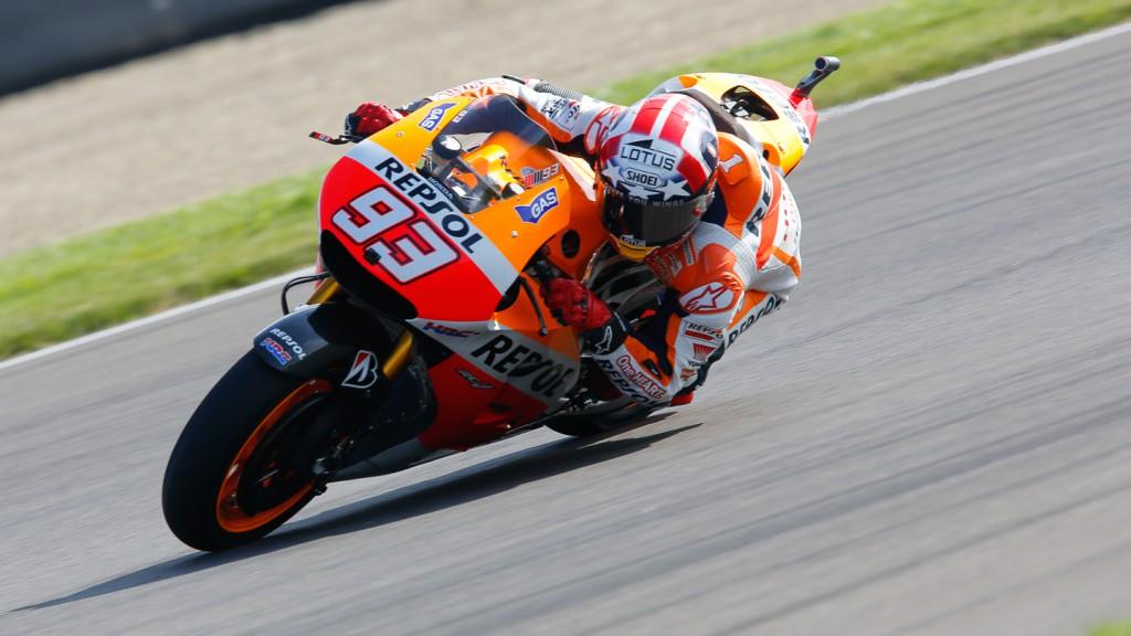 Marc Marquez, Repsol Honda Team, INP Q2