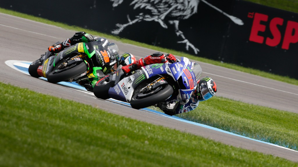 Jorge Lorenzo, Bradley Smith, Monster Yamaha Tech 3, Movistar Yamaha MotoGP, INP FP3