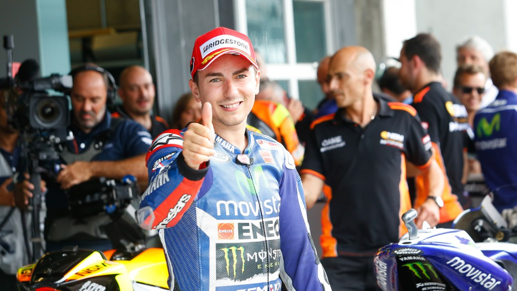 Jorge Lorenzo, Movistar Yamaha MotoGP, INP Q2