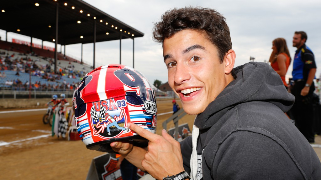 Marc Marquez, Indy Miles