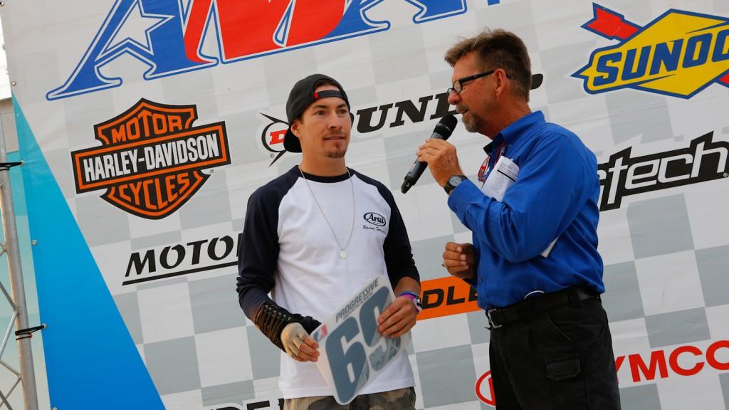 Nicky Hayden, Indy Miles