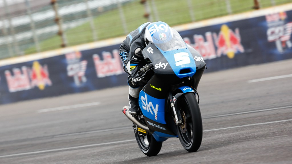Romano Fenati, SKY Racing Team  VR46, INP RACE