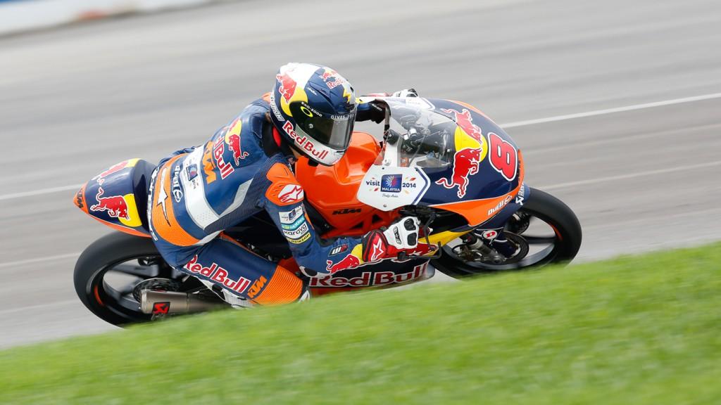 Jack Miller, Red Bull KTM Ajo, INP WUP