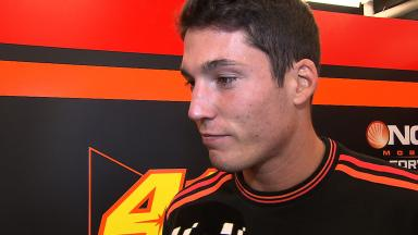 Aleix Espargaro disappointed to leave U.S. with zero points