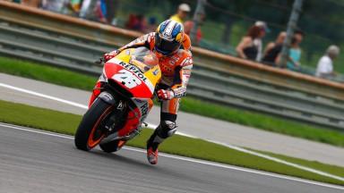 Dani Pedrosa, Repsol Honda Team, INP RACE