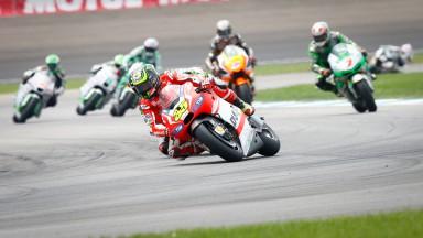 Cal Crutchlow, Ducati Team, INP RACE