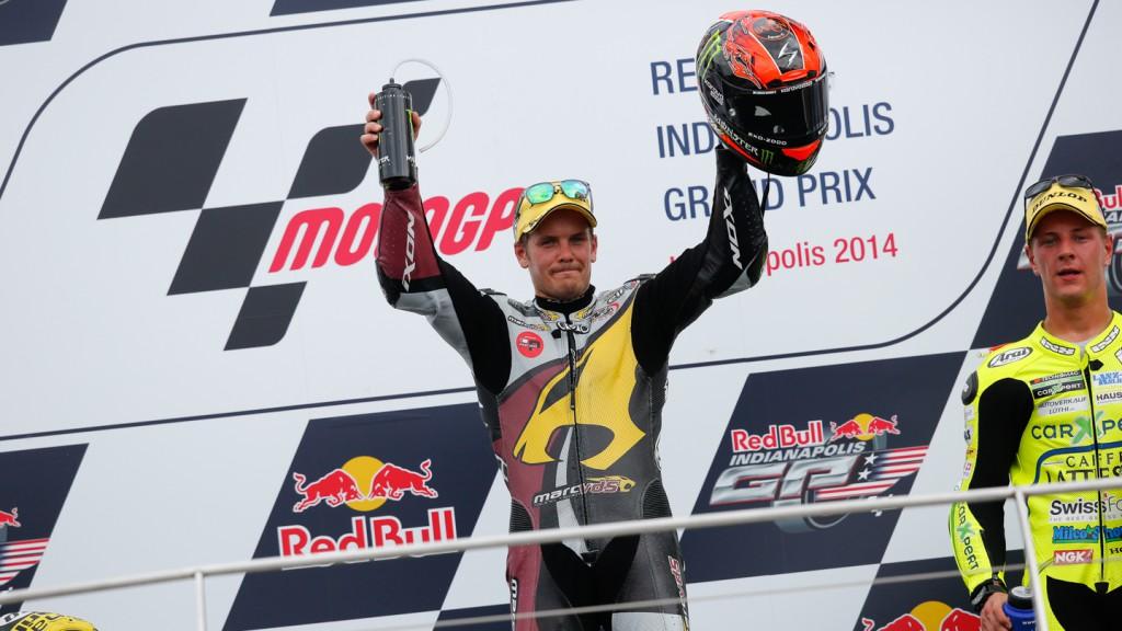 Mika Kallio, Marc VDS Racing Team, INP RACE