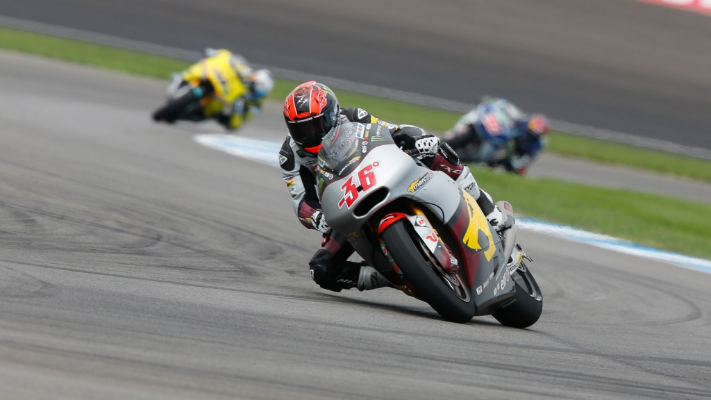 Mika Kallio, Marc VDS Racing Team, INP WUP