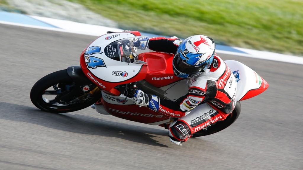 Miguel Oliveira, Mahindra Racing, INP WUP
