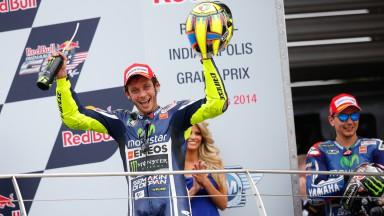 Valentino Rossi, Movistar Yamaha MotoGP, INP RACE