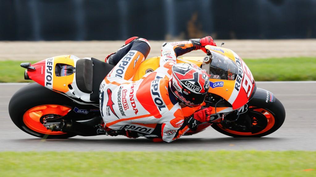 Marc Marquez, Repsol Honda Team, INP WUP