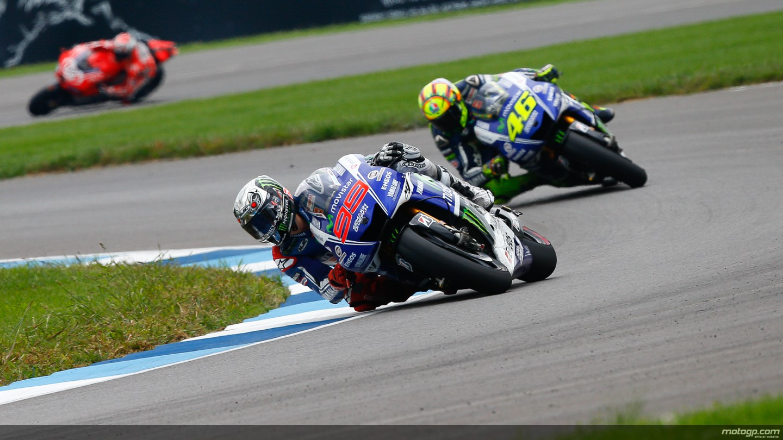 motogp.com · Jorge Lorenzo, Movistar Yamaha MotoGP, INP RACE