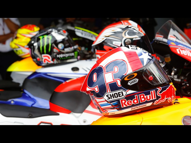 MotoGP August 9th 2014 Red Bull Indianaplis Grand Prix Qualifying