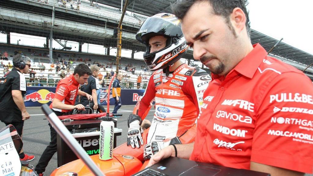 Juanfran Guevara, Mapfre Aspar Team Moto3, INP RACE