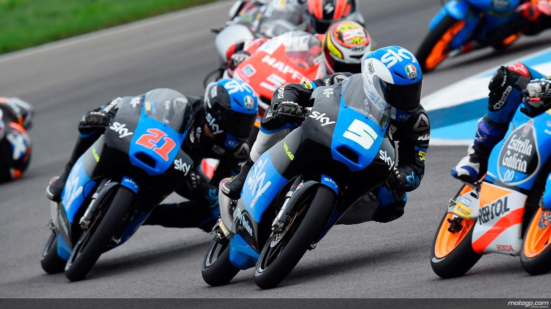 motogp.com · Romano Fenati, SKY Racing Team VR46, INP RACE