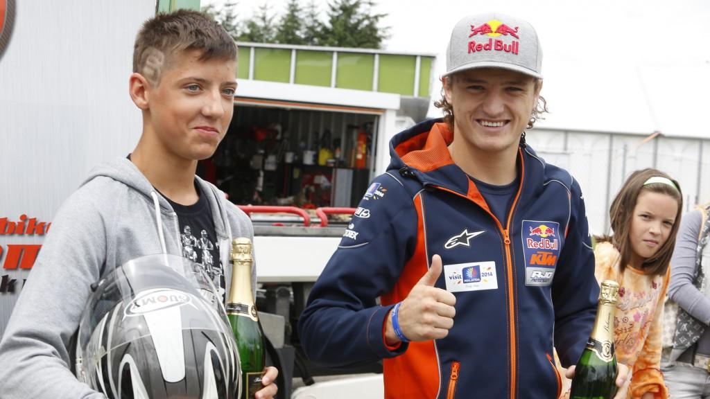 bwin Grand Prix České republiky Pre event