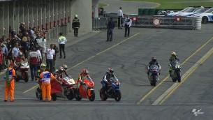 Moto2 FP2 Brno Rabat