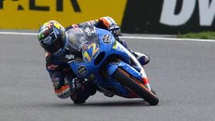 Moto3 FP2 Brno Alex Marquez
